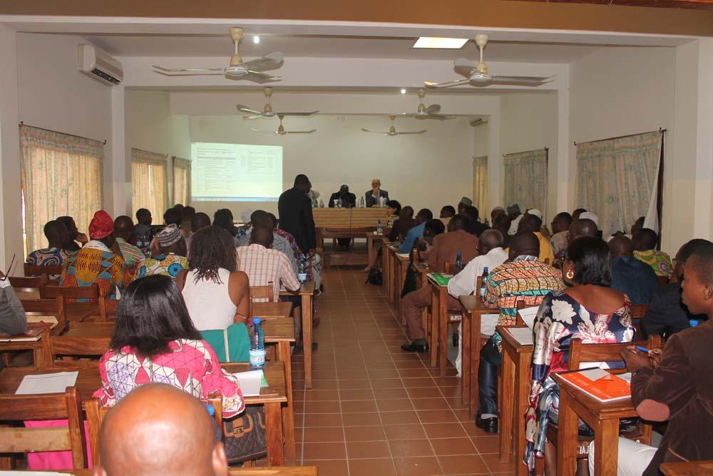 Rencontre des leaders religieux sur la planification familiale à Dakar