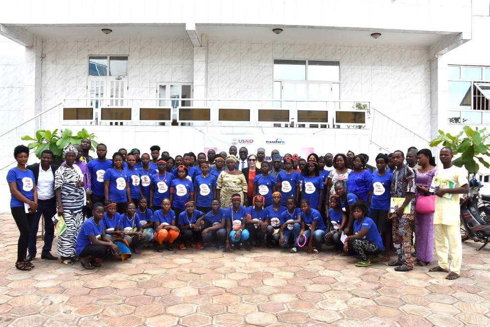 Dissémination communautaire des résultats du projet USAID/Transform PHARE